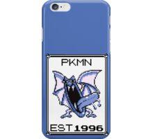 Golbat - OG Pokemon iPhone Case/Skin