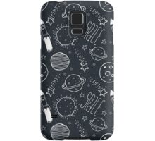 Space Doodles Samsung Galaxy Case/Skin