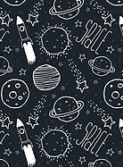 Space Doodles by tracieandrews
