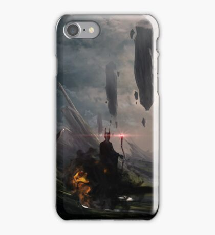 Magus II iPhone Case/Skin