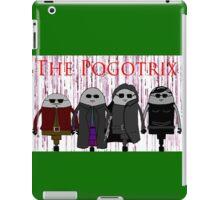 The Pogotrix iPad Case/Skin