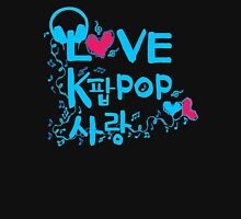 LOVE kpop SARNAG Women's Relaxed Fit T-Shirt