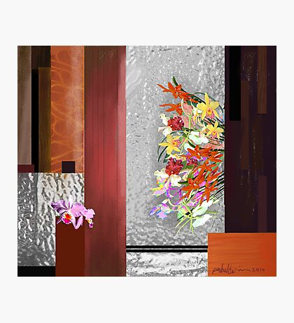 """""""Orchids"""" Photographic Print"""