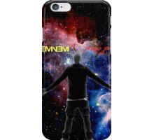 Eminem RAP GOD Nebula iPhone Case/Skin