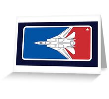 Top Gun League Greeting Card