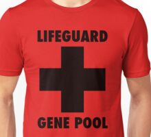 Gene Pool Lifeguard Unisex T-Shirt