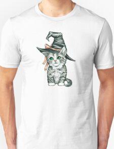 Witch Cat Unisex T-Shirt