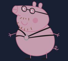 Daddy Pig by bearrydesigns