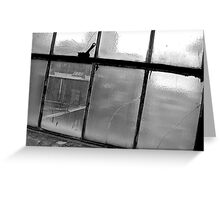 Rear Window Greeting Card