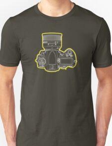 Photographer dream camera Unisex T-Shirt