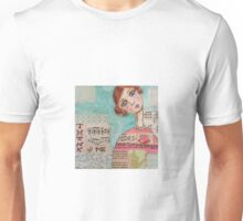 Think of Me and drink some tea Unisex T-Shirt