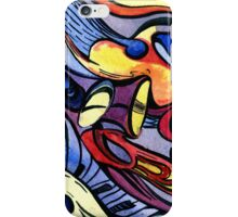 music abctraction iPhone Case/Skin