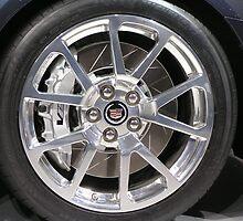 NAIAS 2008 - Cadillac CTS-V by nvedamuthu