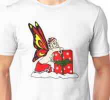 Christmas Yule Faerie Unisex T-Shirt