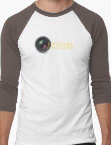 Official photographer Men's Baseball ¾ T-Shirt