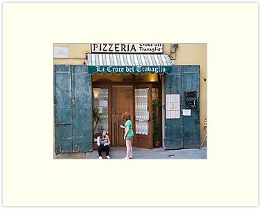peoplescapes #236, pizzas anyone   by stickelsimages