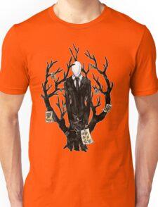 Slenderman III Unisex T-Shirt