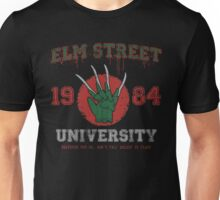 Elm St. University Unisex T-Shirt