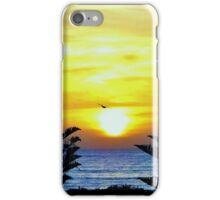 SEMAPHORE SUNSET - 28TH SEPTEMBER 2013 iPhone Case/Skin