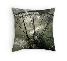 Sprinklers - Modern Throw Pillow