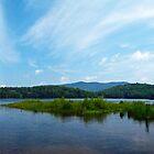 Killington, Vermont Landscape by A. Kakuk