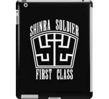 Final Fantasy VII - Shinra Soldier First Class iPad Case/Skin