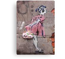 bag adventure: party girl Canvas Print
