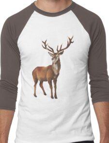 Grand Stag Men's Baseball ¾ T-Shirt