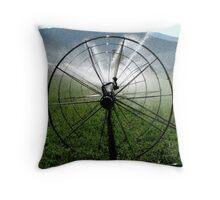 Sprinklers - Bull's Eye  Throw Pillow