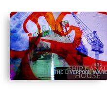 MCR Mashup #06 Canvas Print