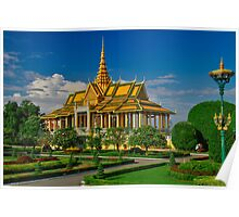 In the Royal Palace Poster