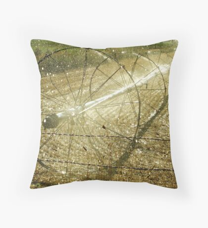 Sprinklers - Promise Throw Pillow