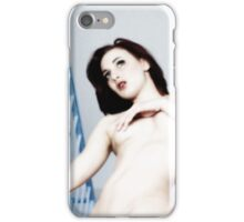 The Sensuous of Waiting  iPhone Case/Skin