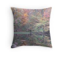 Autumn Retreat- Tennessee Throw Pillow