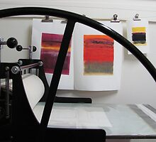 Intaglio Press by ROSEMARY EAGLE
