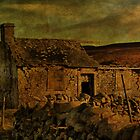 A Run-Down Barn In The Dales by Sandra Cockayne