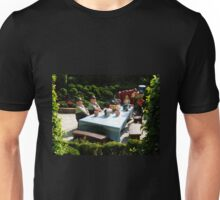 Alice and The Mad Hatter's Tea Party Unisex T-Shirt