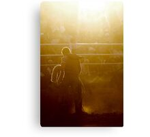 Done and Dusted Canvas Print