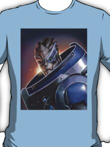 Mass Effect - Garrus Vakarian Cool Portrait T-Shirt