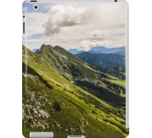Majestic Mountains iPad Case/Skin