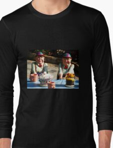 Tweedledum and Tweedledee Long Sleeve T-Shirt