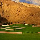 Taba Heights Golf Resort Hole 12 Par 4 by Helen Shippey