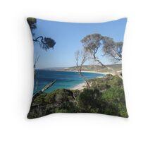 Injidup Beach, Western Australia Throw Pillow