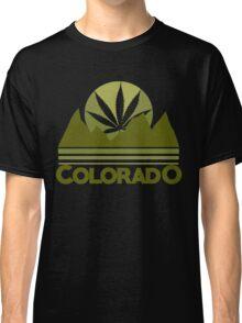 Colorado Marijuana humor Classic T-Shirt