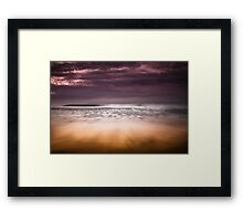The Calling Framed Print