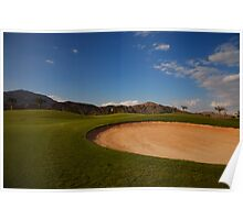 Taba Heights Golf Resort Hole 10 Par 5 Poster