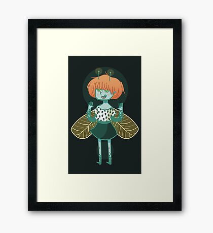 Insect Fairy  Framed Print