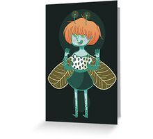 Insect Fairy  Greeting Card