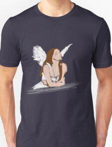 Juliet - Clare Danes Sketch - Romeo and Juliet  Unisex T-Shirt