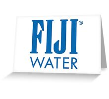 FIJI Water | Official Greeting Card